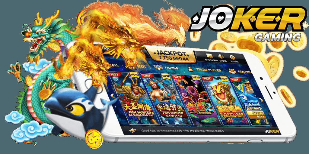 Rahasia Bermain Judi Slot Joker123